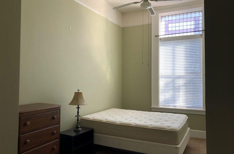 Apt A Bedroom