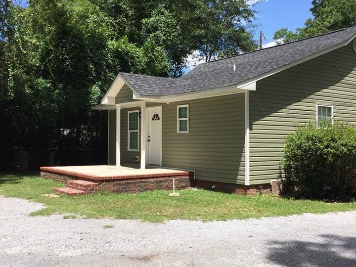 Dunlap Properties 116 Pecan Dr - exterior rear